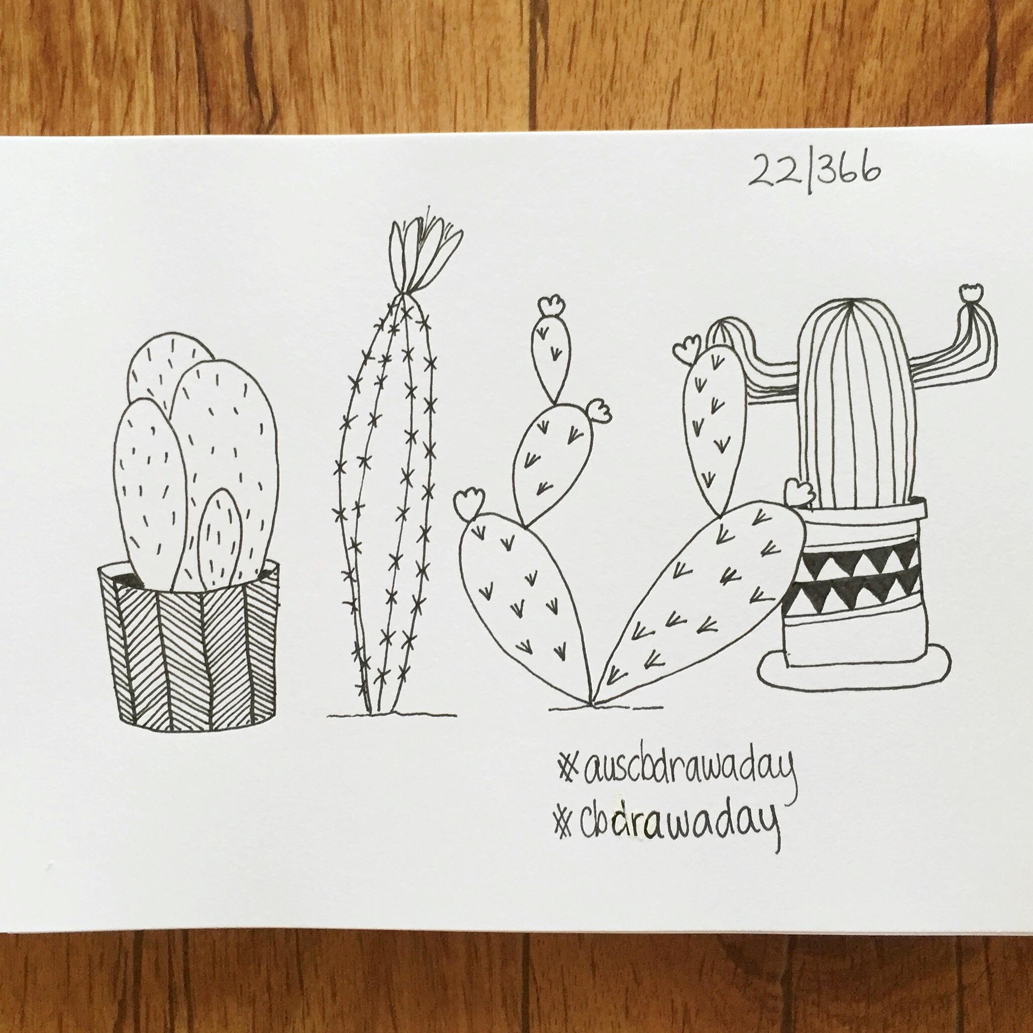 Day 22 Cactus